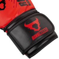 Boxerské rukavice RingHorns Charger MX červeno-černá 3