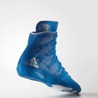 Zápasnické boty Adidas Pretereo 3 modrá