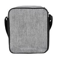Pánská taška přes rameno Pitbull West Coast SINCE 1989 šedo-černá 2
