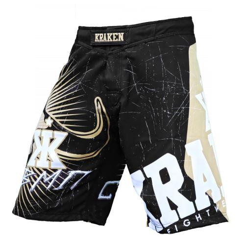 MMA šortky Kraken SKROLL SFX