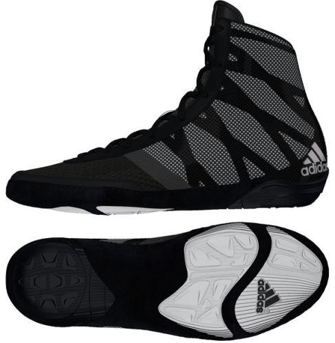 Zápasnícke topánky Adidas Pretereo 3 čierna