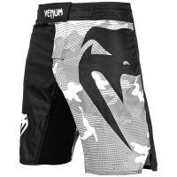 MMA šortky Venum Light 3.0 černo-bílá