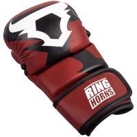 MMA rukavice Ringhorns Charger Sparring červená 2