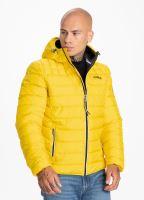 Zimní bunda Pitbull West Coast Seacoast žlutá