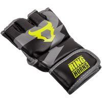 MMA rukavice Ringhorns Charger černo - Neo žlutá 3