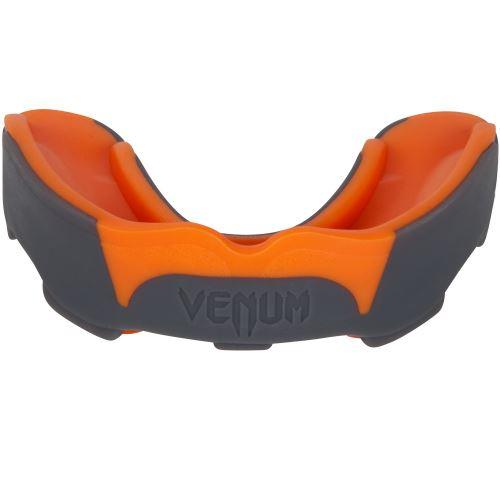 Chránič zubů VENUM Predator šedo-oranžová