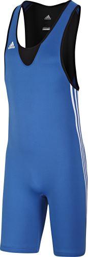 Zápasnické dresy adidas Base modrá
