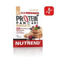 Nutrend Protein Pancake 55g - čokoláda + kakao