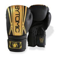 Boxerské rukavice Bytomic Axis V2 černo-zlatá