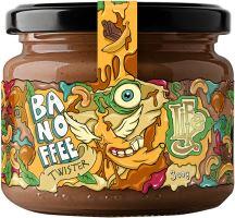 LifeLike Banana caramel choco Twister 300g