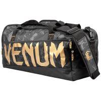 Sportovní taška VENUM Sparring černo-zlatá