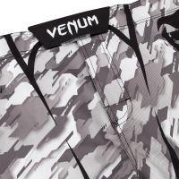MMA šortky VENUM Tecmo černo-bílá