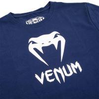 Tričko Venum Classic tmavě modrá 4