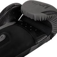 Boxerské rukavice Venum Impact šedo-černá 4