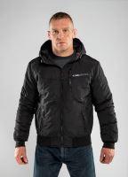 Zimní bunda Pitbull West Coast SPINNAKER černá