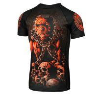 Rashguard Pitbull West Coast SKULL DOG