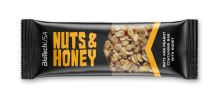 BioTech USA Nuts & Honey 35g