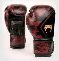 Boxerské rukavice Venum Contender 2.0 černo-červená