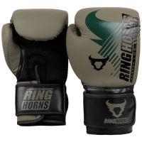 Boxerské rukavice RingHorns Charger MX zelená 2