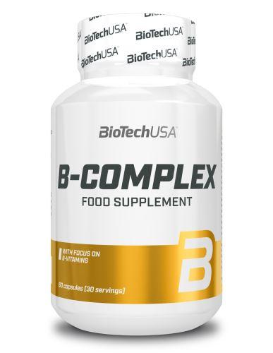 BioTech USA B-Complex 60 tablet