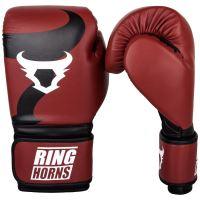 Boxerské rukavice RingHorns Charger červená