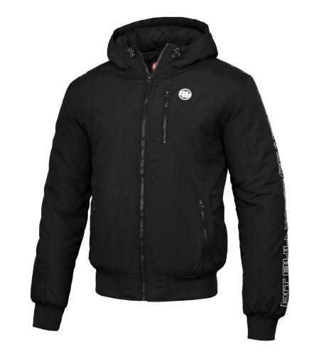 Zimní bunda Pitbull West Coast Cabrillo 2019 černá
