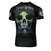 Rashguard Pitbull Ace Of Spades