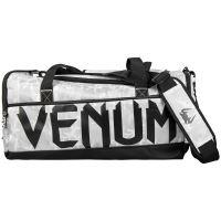 Sportovní taška Venum Sparring bílý maskáč