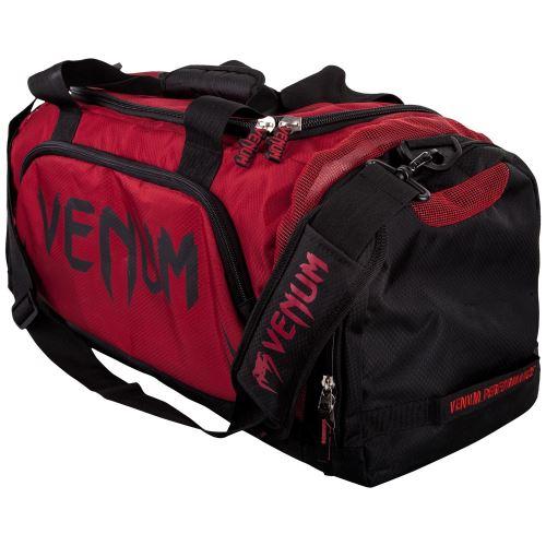 Taška Venum Trainer Lite, červeno-černá