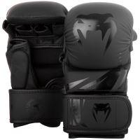 MMA rukavice Venum Challenger 3.0 Sparring matná černá