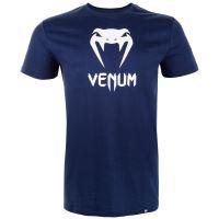 Tričko Venum Classic tmavě modrá