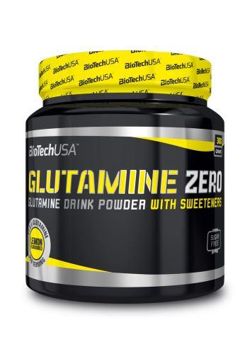 BioTech USA Glutamine Zero 300g