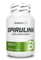 BioTech USA Spirulina 100 tablet