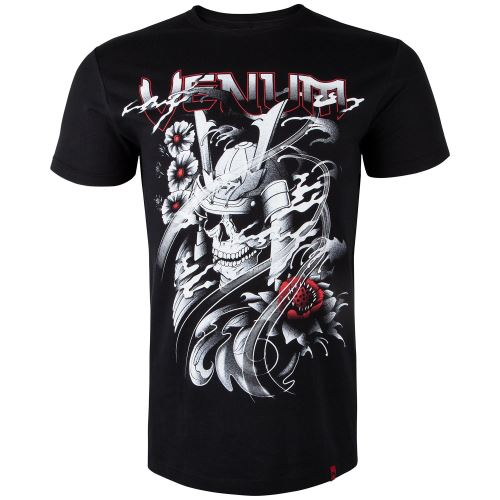 Tričko Venum Samurai Skull