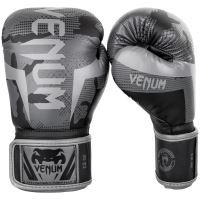 Boxerské rukavice VENUM Elite černo-tmavý maskáč