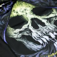Rashguard Pitbull West Coast Ace Of Spades