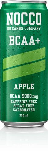 NOCCO BCAA+ – 330 ml jablko