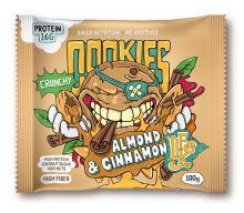 LifeLike Cookies mandle/skořice 100g