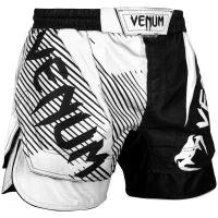 MMA šortky Venum NoGi 2.0 černo-bílá