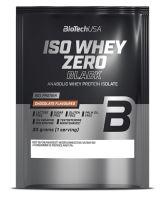 BioTech USA Protein Iso Whey Zero black 30g