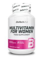 BioTech USA Multivitamin pro ženy 60 tablet