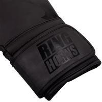 Boxerské rukavice RingHorns Charger matná černá 4