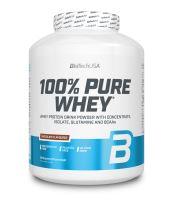 BioTech USA 100% Pure Whey 2270g - rýžový puding