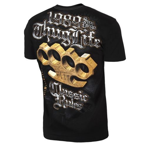 Tričko Pitbull West Coast Brass Knuckle