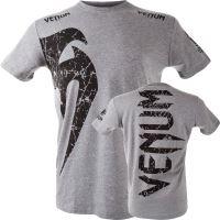 Tričko Venum Giant šedá