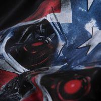 Tričko Pitbull West Coast Skull Rebell 18 cerne 4