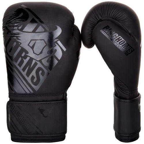 Boxerské rukavice RingHorns Nitro matná černá