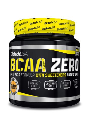 BioTech USA BCAA Zero Flash 360g