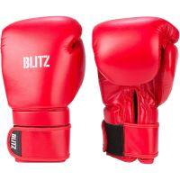 Boxerské rukavice Blitz Omega červená