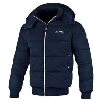 Zimní bunda Pitbull West Coast Walpen 2 tmavě modrá